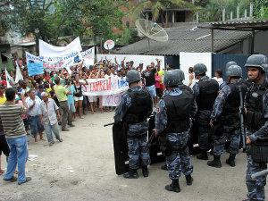 Remoção na Vila Taboinha