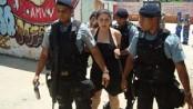 Jornalista Mariana Albanese foi detida