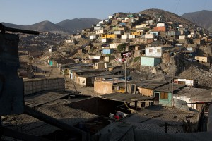 Pueblo joven, Peru