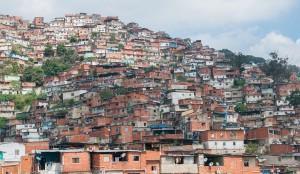 Rancho em Caracas, Venezuela