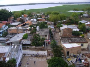 Chacarita em Paraguai