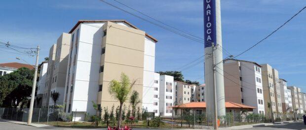 Rotatória do Bairro Carioca.