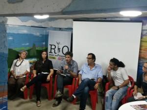 Debate turismo em Tabajaras