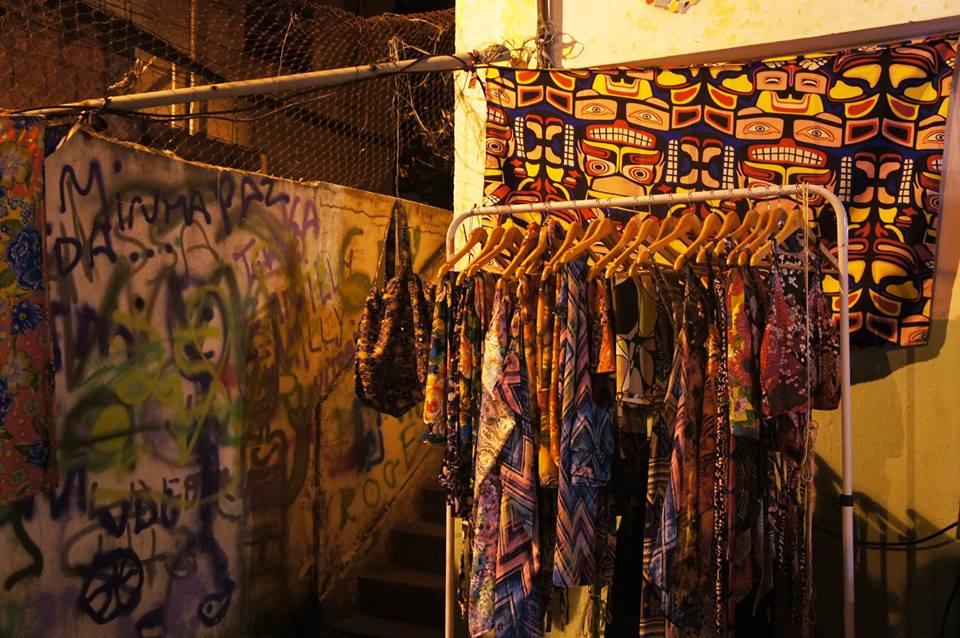 Exposição de roupas Afrotropicais de Moda Arte Katuchita Etnias. Foto: Lorraine Gaucher-Petitdemange
