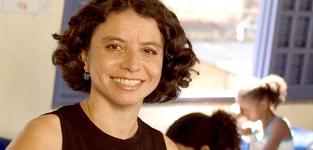 Eliana Sousa Silva, diretora de Redes da Maré.
