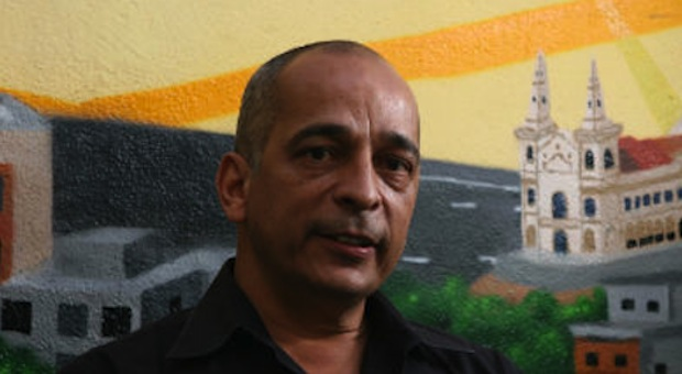 Jailson Souza Silva, co-fundador do Observatório de Favelas e professor da UFRJ.