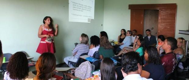 Curso de comunicação comunitária do Jornal O Cidadão