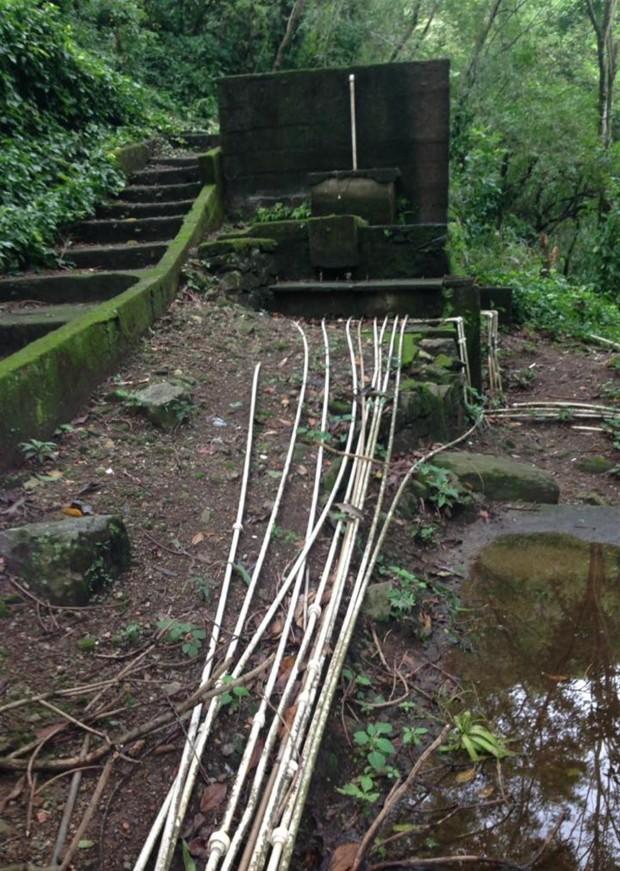 O sistema para gestão de água
