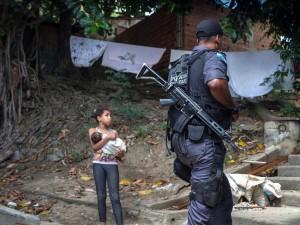 Pacificação do Complexo do Lins. Foto por Luiz Baltar