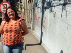 Maria Ivanilde Moraes: líder da ocupação urbana Quilombo das Guerreiras