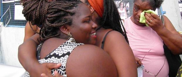 Mulheres de Manguinhos e do Caju mapeiam violência nas suas comunidades