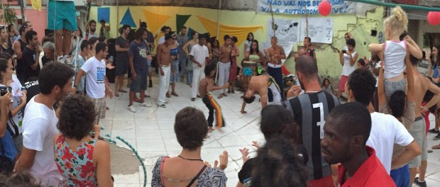 Vila-capoeira