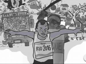 Imagem do Dossiê do Comitê Popular Rio da  Copa e Olimpíadas - Novembro de 2015