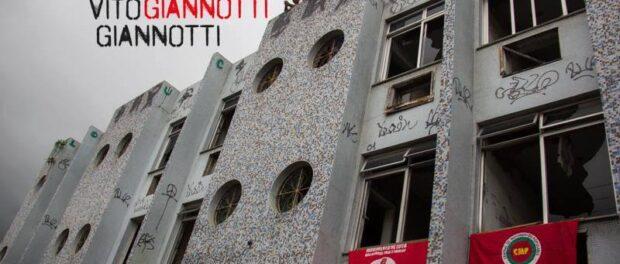 Imagem da página do Facebook da Ocupação Vito Gianotti
