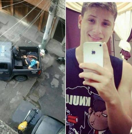 Igor Silva foi morto por policiais na Maré na segunda, dia 22 de fevereiro