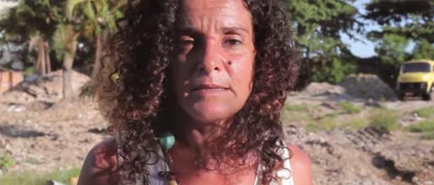 Sandra da Vila Autódromo