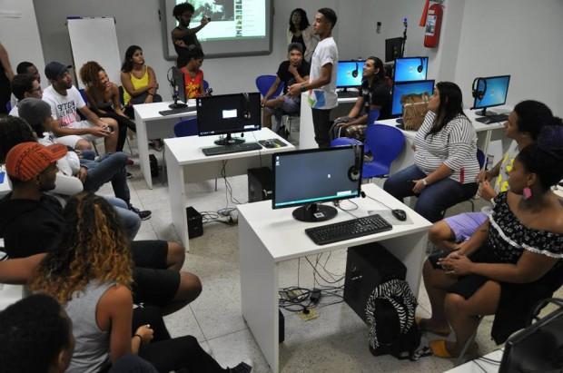 GatoMÍDIA residência Favelado 2.0. Foto de João Lima