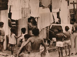 Mangueira, 1971. Imagem cortesia - Favela Tem Memória/Viva Rio