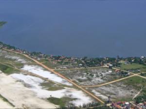 Vista aérea de Zacarias