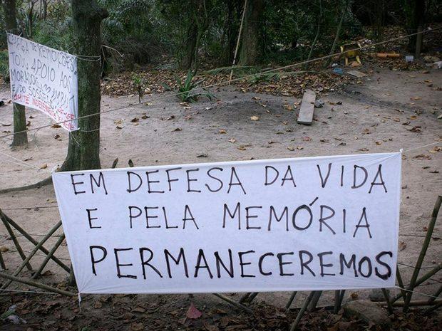 Em-Defesa-da-Vida-Praia-do-Sossego-Sign