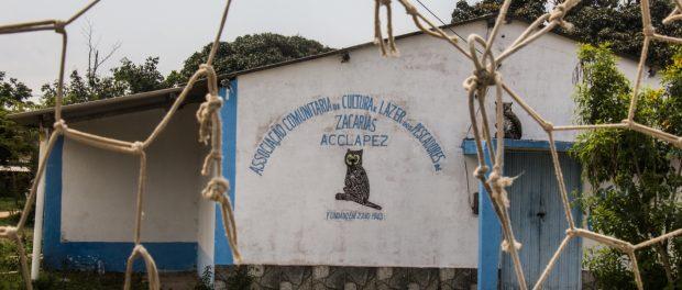 Sede da Associação Comunitária de Zacarias