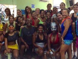 Aula de dança de Flavio Moraes em Rio das Pedras