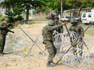 Ocupação do exército no Complexo da Maré, em maio de 2014. Foto por Tomaz Silva / Agência Brasil