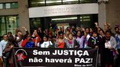 Black Lives Matter visita o Rio