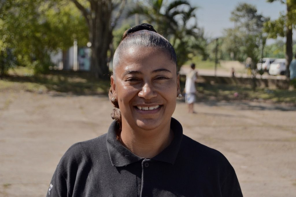 Débora Vieira, fundadora do Bandeirantes Já