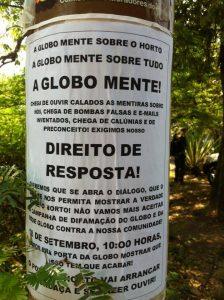 A Globo Mente!