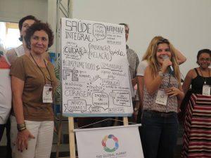 Grupo da Saúde Integral apresenta seus resultados no último dia