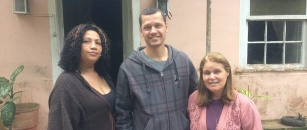 Eunice, Otávio e Luci