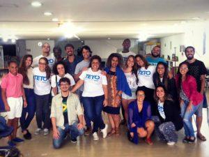 ONG TETO promove o II Fórum Nacional de Cidadania e Pobreza.