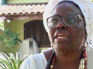 Heloisa Helena em vídeo da ONG Front Line Defenders