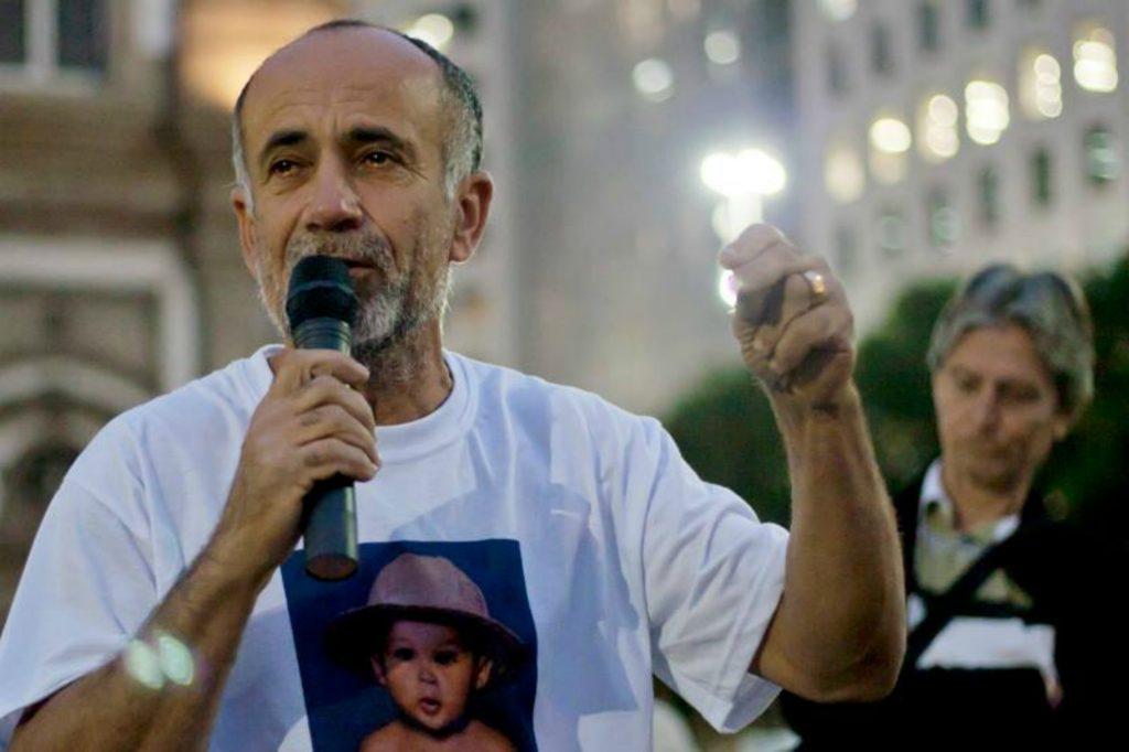 José Luiz Faria Da Silva. Foto por Katja Schilirò