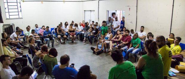 Imagem da Página do Facebook do Fórum BASTA DE VIOLÊNCIA Outra Maré é Possível