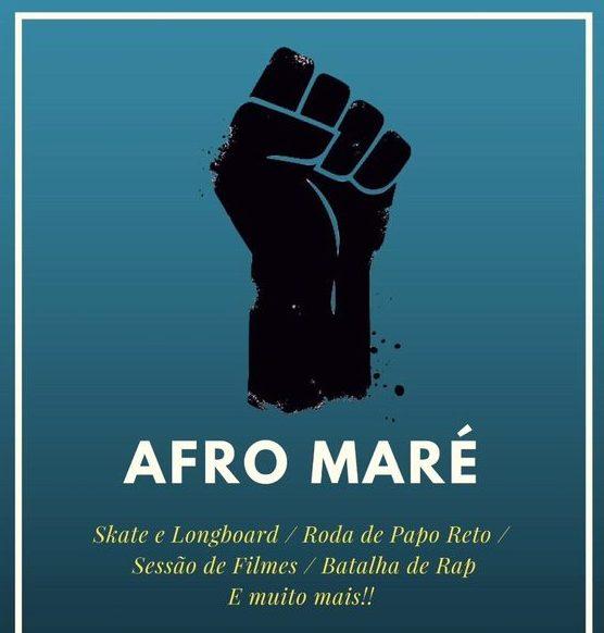 Coletivos na Maré Se Unem e Realizam Evento Cultural  Afro Maré ... 4ab9c9908d4