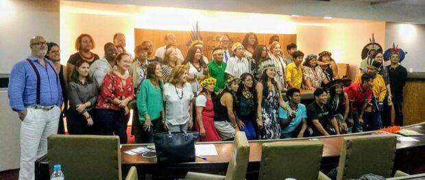 Conselho Estadual dos Direitos Indígenas