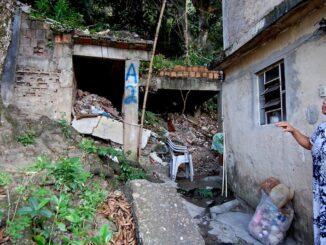 Remoção é realidade antiga na Estradinha, favela da Zona Sul carioca