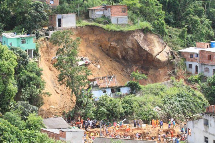 Desastre em Niteroi