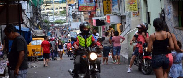 Rocinha. Foto por Flávio Carvalho