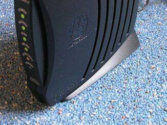 Conexão de internet banda larga. Foto por: EBC