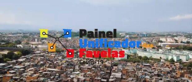 Imagem do vídeo - Painel Unificador Covid-19 nas Favelas