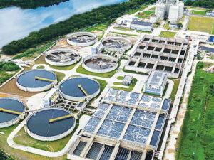 Estação de tratamento de água do Guandu
