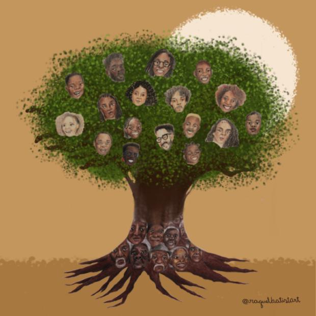 Arte original da matéria por Raquel Batista