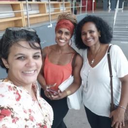 Organizadoras do evento têm se planejado março. Foto por 'Fórum Cidade, Favela e Patrimônio'