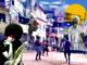 Racismo e Antirracismo nas favelas. Arte por: David Amen