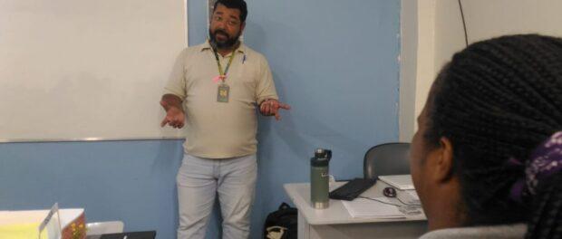 Antes de ser professor, Luiz Fernando trabalhou como operário, vendedor e fotógrafo/Arquivo Pessoal.