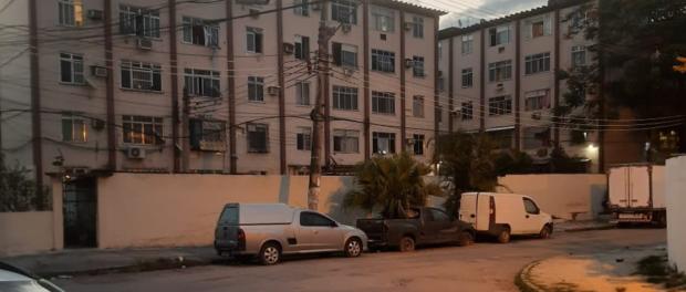 Predios construidos no Projeto Rio. Foto: Aline Marieta