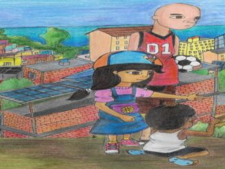 Arte original por Gilberto FAO